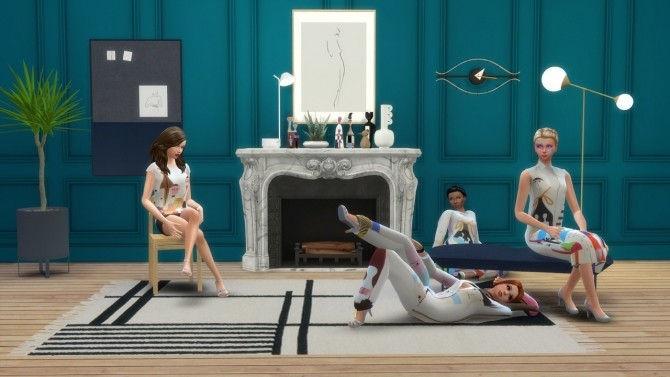 WOODEN DOLLS COLLECTION at Meinkatz Creations image 1771 670x377 Sims 4 Updates