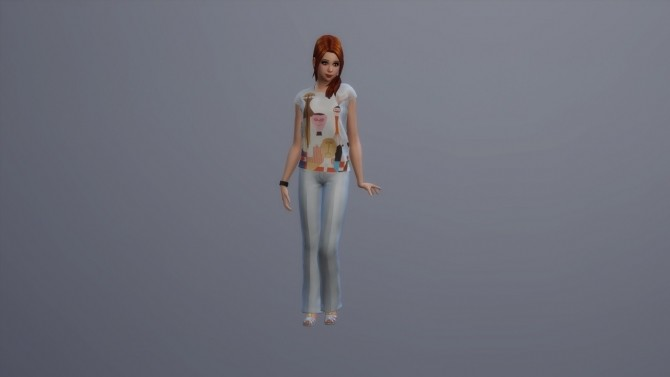 Sims 4 WOODEN DOLLS COLLECTION at Meinkatz Creations