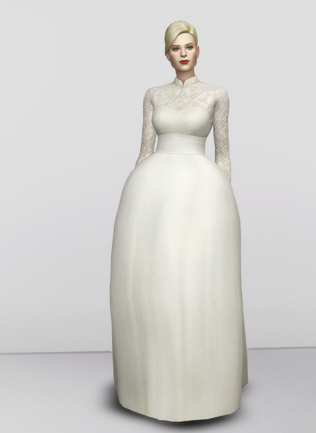 Grace of Monaco gown at Rusty Nail image 1871 Sims 4 Updates