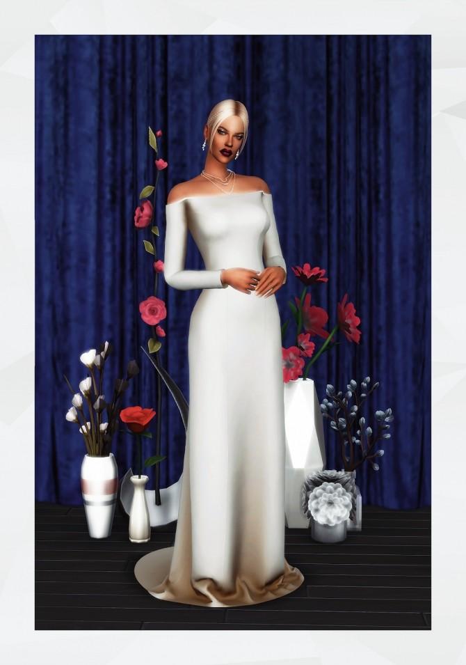 Sposa Dress at Gorilla image 1932 670x955 Sims 4 Updates