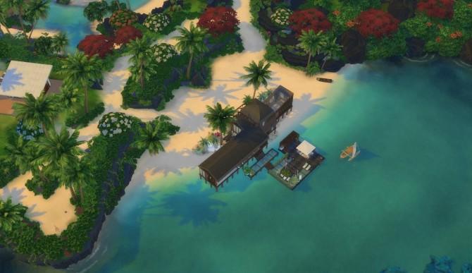 Sims 4 HOME PARADIS 3 at Guijobo