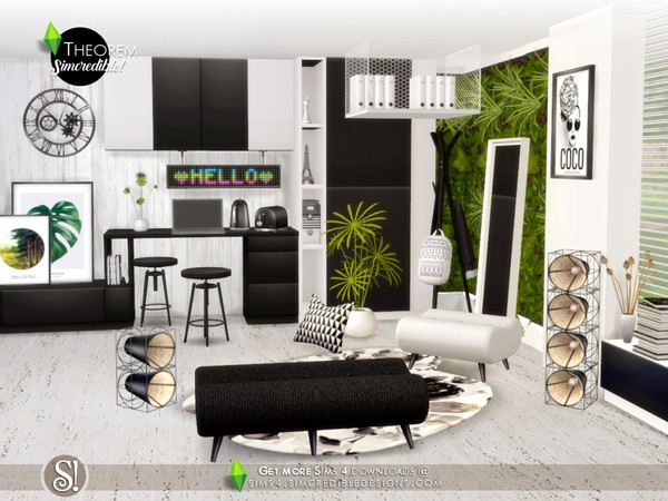 Theorem Hallway by SIMcredible at TSR image 347 Sims 4 Updates