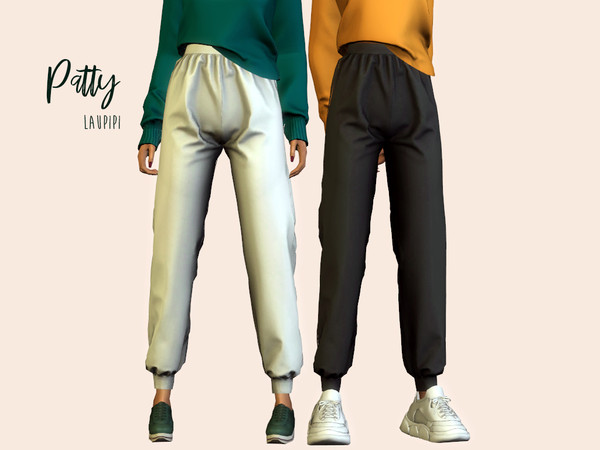 Sims 4 Patty pants by laupipi at TSR