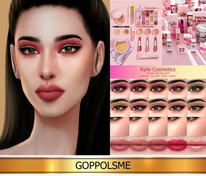 GPME GOLD Birthday Collection 2019 (P) at GOPPOLS Me image 3531 670x574 Sims 4 Updates