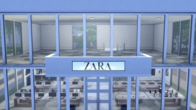 Brand Signs Collection at OceanRAZR image 3541 670x377 Sims 4 Updates