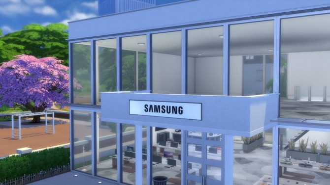 Sims 4 Brand Signs Collection at OceanRAZR