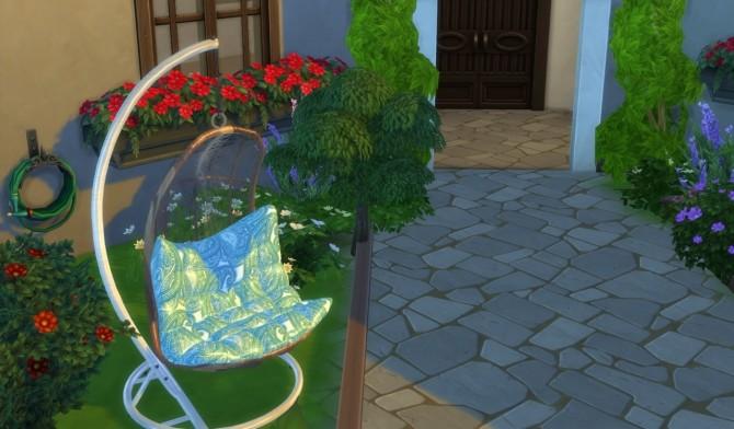 Sims 4 Design Hanging Chair Henge at OceanRAZR