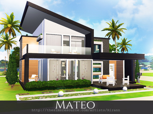 Mateo cosy cottage by Rirann at TSR image 376 Sims 4 Updates