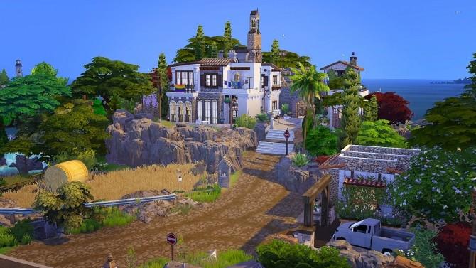 Spanish Town at Akai Sims – kaibellvert image 3781 670x377 Sims 4 Updates