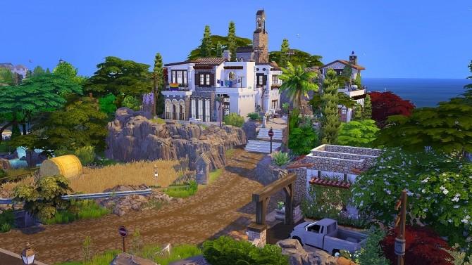 Spanish Town at Akai Sims – kaibellvert image 3791 670x377 Sims 4 Updates