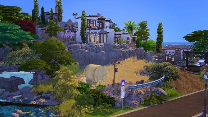 Spanish Town at Akai Sims – kaibellvert image 3813 670x377 Sims 4 Updates