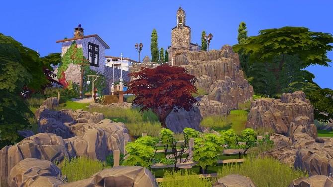 Spanish Town at Akai Sims – kaibellvert image 3841 670x377 Sims 4 Updates
