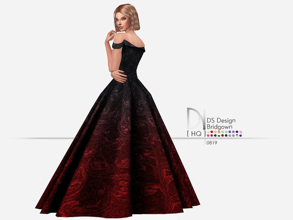 Sims 4 DS Design Bridgown by DarkNighTt at TSR