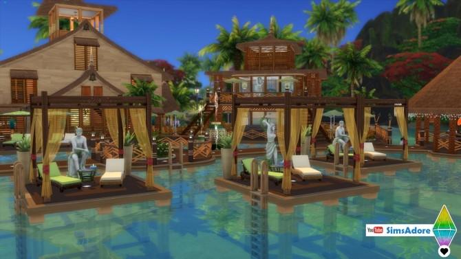Sims 4 Sulanis Spa Resort by bradybrad7 at Mod The Sims