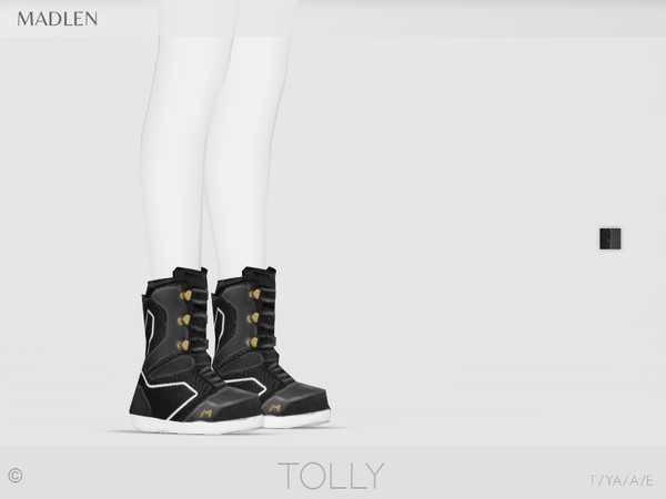 Madlen Tolly Boots by MJ95 at TSR image 4012 Sims 4 Updates