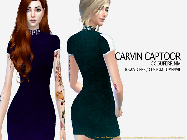 Sims 4 Updates » Page 4 of 11913 » Custom Content Downloads « Sims4