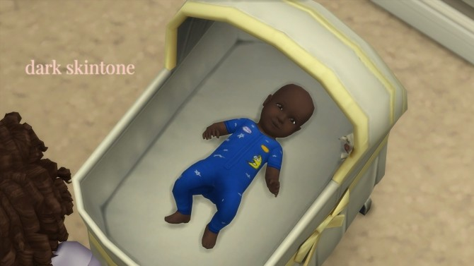 Twinkle, Twinkle Onesie Recolor Override for Babies by 1gboman at Mod The Sims image 474 670x377 Sims 4 Updates