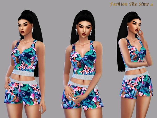 Sims 4 Debora set by LYLLYAN at TSR