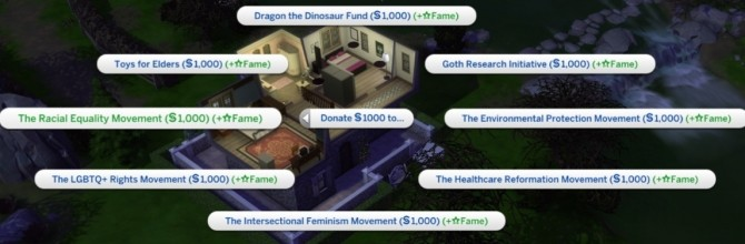 Political Causes Have Realistic Names by yourlocalstarbucksaddict at Mod The Sims image 531 670x220 Sims 4 Updates