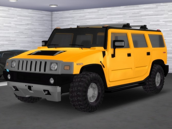 2003 Hummer H2 at Tyler Winston Cars image 592 670x503 Sims 4 Updates