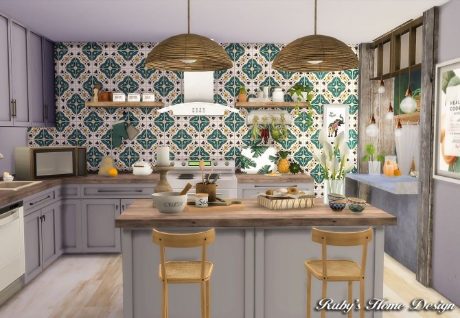 Tropical Island Home at Ruby's Home Design image 6019 670x464 Sims 4 Updates