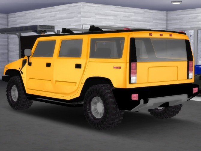 2003 Hummer H2 at Tyler Winston Cars image 602 670x503 Sims 4 Updates