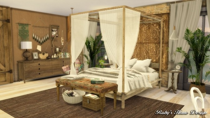 Tropical Island Home at Ruby's Home Design image 6123 670x377 Sims 4 Updates