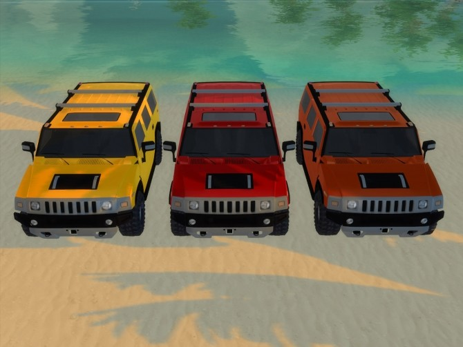 2003 Hummer H2 at Tyler Winston Cars image 613 670x503 Sims 4 Updates