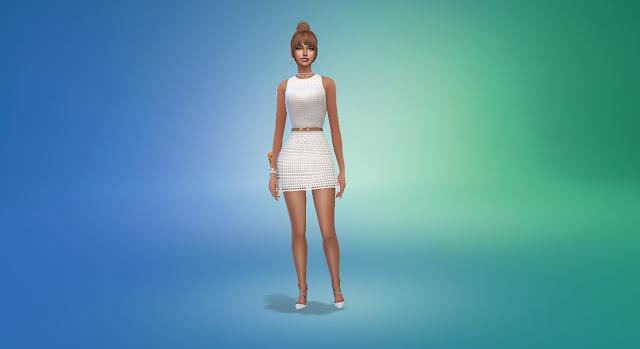 Sims 4 Karol Morette at Allis Sims