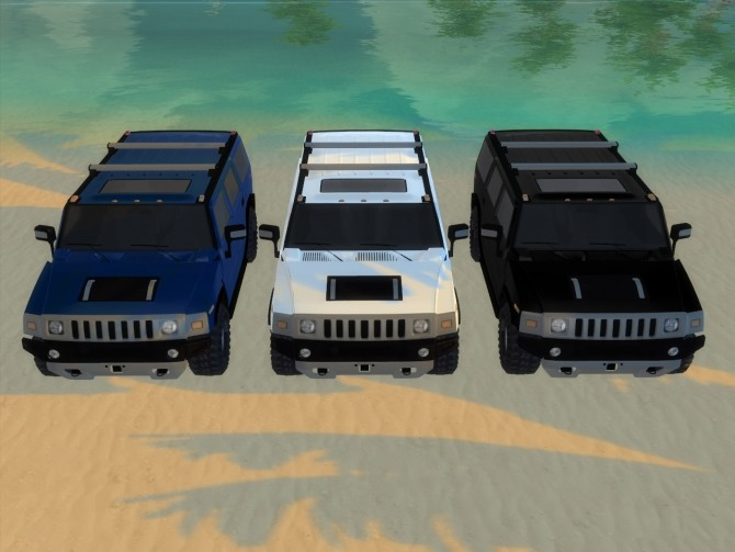 2003 Hummer H2 at Tyler Winston Cars image 622 670x503 Sims 4 Updates
