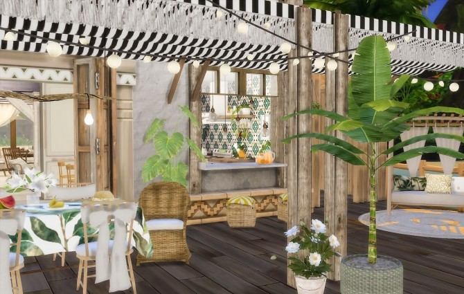 Tropical Island Home at Ruby's Home Design image 6319 670x425 Sims 4 Updates