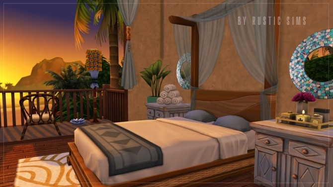 OFF THE GRID house at RUSTIC SIMS image 638 670x376 Sims 4 Updates