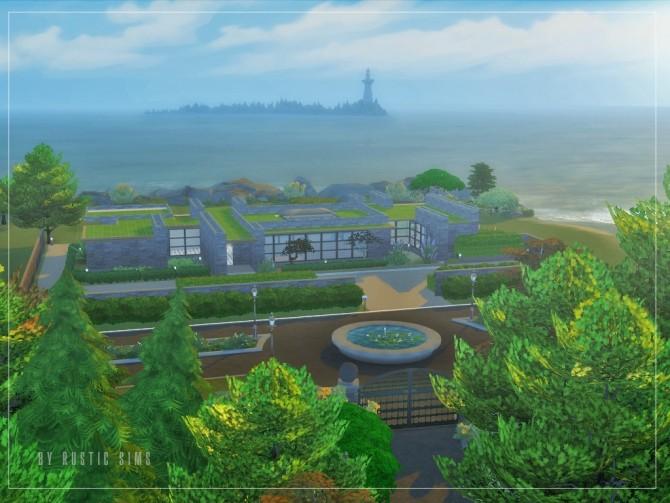 Wayward house at RUSTIC SIMS image 668 670x503 Sims 4 Updates