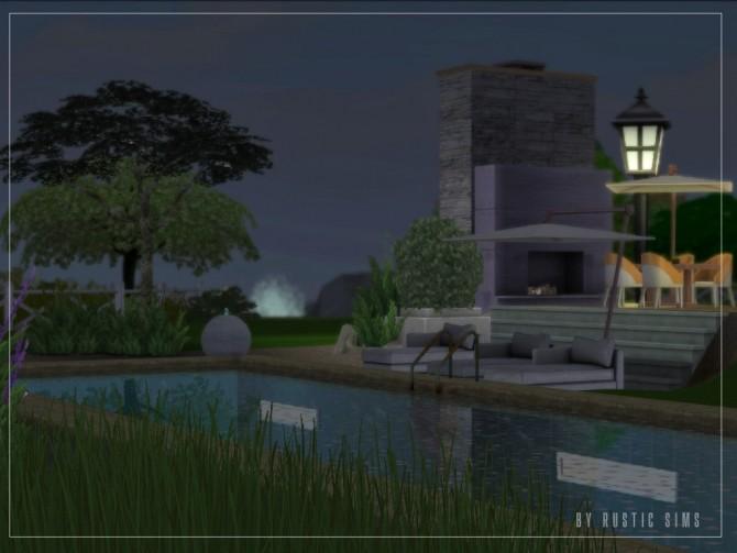 Wayward house at RUSTIC SIMS image 679 670x503 Sims 4 Updates