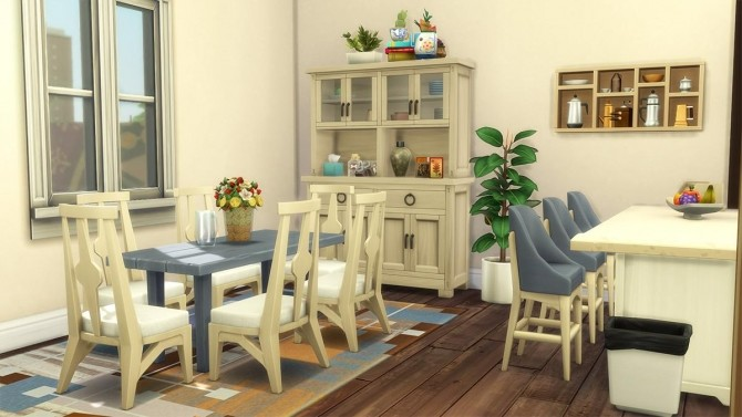 Sims 4 20 Culpepper House by Cassie Flouf at L'UniverSims