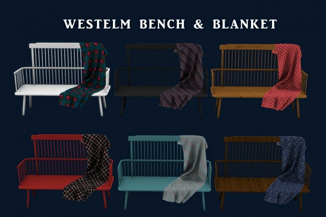 Sims 4 Westelm at Leo Sims