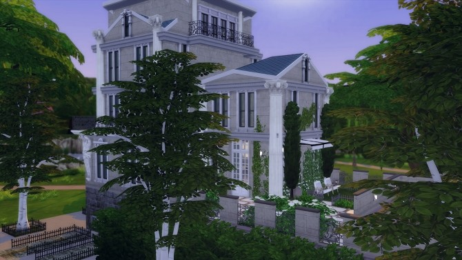 Sims 4 58 | 35907 MAPLE STREET house at SoulSisterSims
