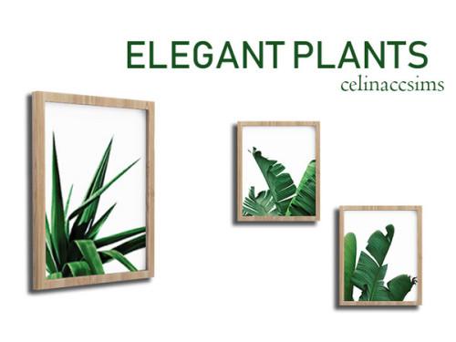 Elegant plants at Celinaccsims image 872 Sims 4 Updates