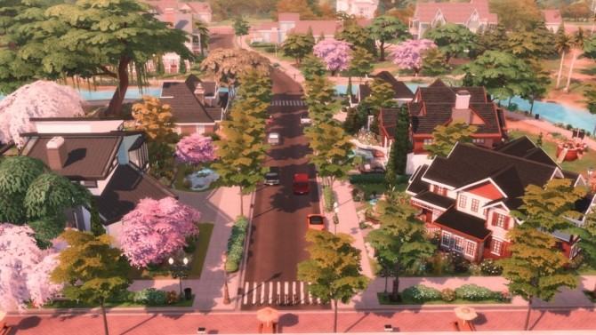 Willow Creek Save File at MSQ Sims image 898 670x377 Sims 4 Updates