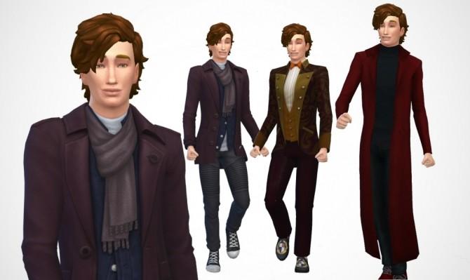 Eddie Redmayne as Newt Scamander at Birksche's SimModels image 9613 670x399 Sims 4 Updates
