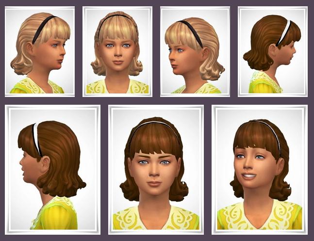 Sims 4 Little Conny's Hoop Curls at Birksches Sims Blog