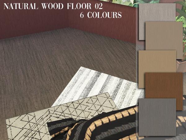 Sims 4 Natural Wood Floor 02 at Celinaccsims