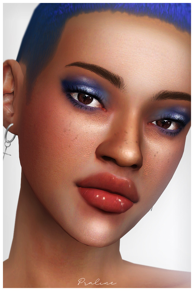 Eyeshadow Ultimate collection 80 items at Praline Sims image 10410 Sims 4 Updates