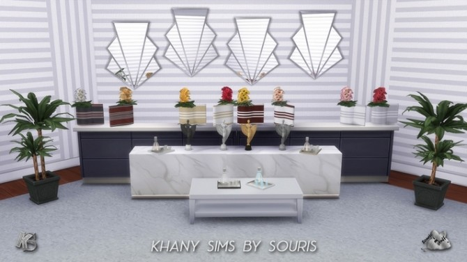 JAZZ living room by Souris at Khany Sims image 10418 670x377 Sims 4 Updates