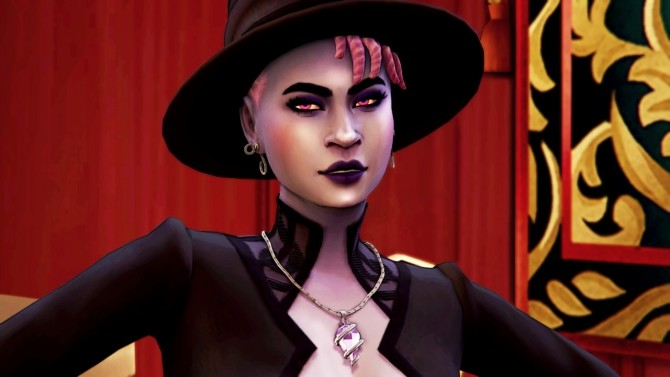 Sims 4 The Three Witches at Miss Ruby Bird