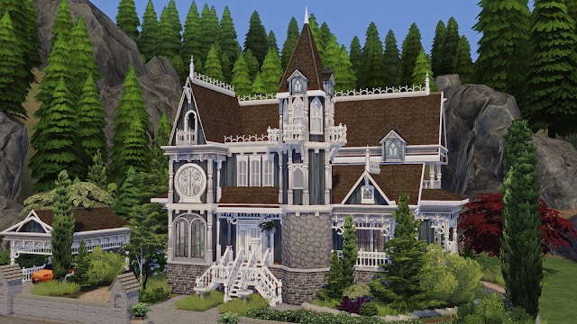 Spellcaster Family House at Akai Sims – kaibellvert image 1047 Sims 4 Updates