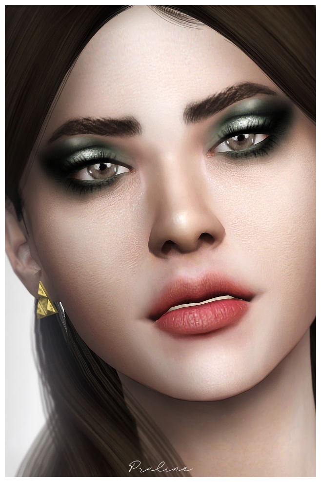 Eyeshadow Ultimate collection 80 items at Praline Sims image 10610 Sims 4 Updates