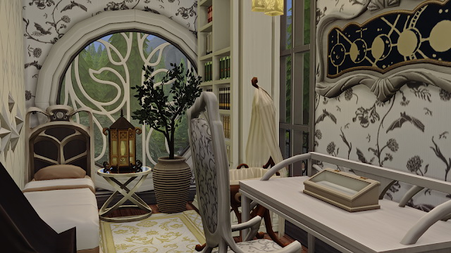Spellcaster Family House at Akai Sims – kaibellvert image 1077 Sims 4 Updates