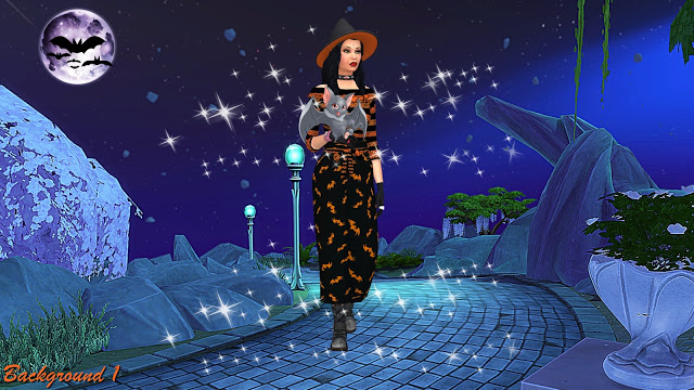 CAS Backgrounds Realm of Magic at Annett's Sims 4 Welt image 11412 Sims 4 Updates