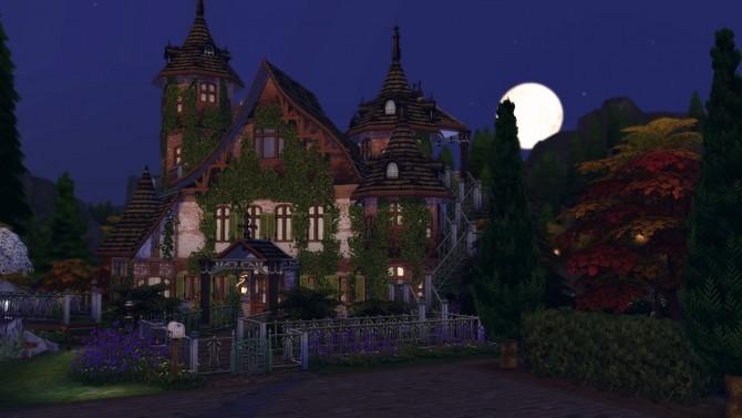 75   HOKUS POKUS HOUSE at SoulSisterSims image 1156 670x377 Sims 4 Updates